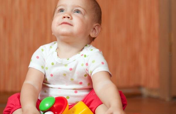 jak bawić się z małym dzieckiem